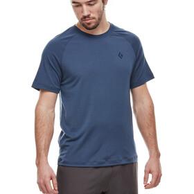 Black Diamond Watchtower - Camiseta manga corta Hombre - azul